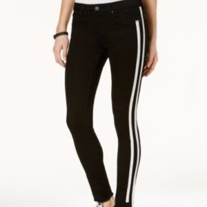 Articles of Society Ankle Skinny Striped Jeans